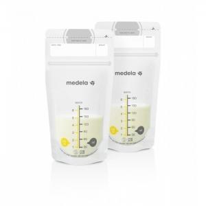 Пакеты для хранения грудного молока Breasr Milk Storage Bags 50 шт Medela