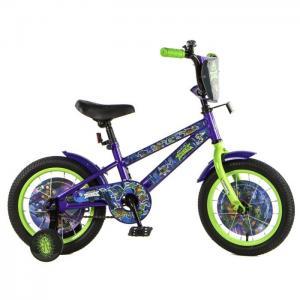Велосипед двухколесный  Черепашки колеса 14 Turtles