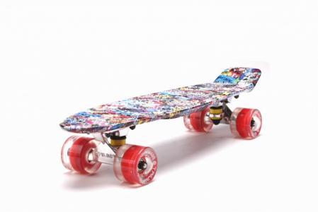 Скейтборд TLS-401G Triumf Active