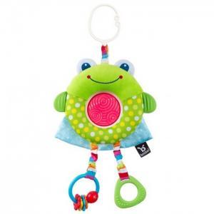 Подвесная игрушка  Лягушка On-the-Go Toys BenBat