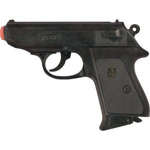 Пистолет  Percy, 15,8 см Sohni-Wicke. Цвет: черный