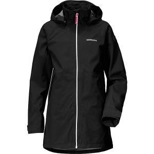Демисезонная куртка Didriksons Hamna. Цвет: черный