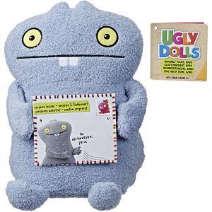 Мягкая игрушка Ugly Dolls От всего сердца ваш Бабо, 11 см Hasbro. Цвет: голубой