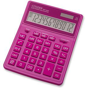 Калькулятор настольный  SDC-444XRPKE Citizen. Цвет: weiß/beige