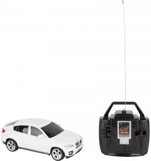 Машина на радиоуправлении  BMW X6 белый 1 : 28 GK Racer Series