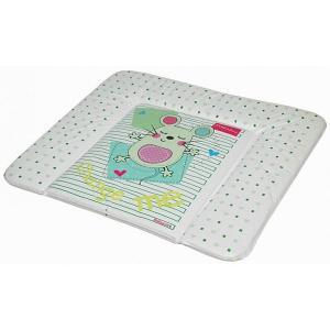 Матрас для пеленания  Sleepy Mouse, green Baby Care. Цвет: зеленый