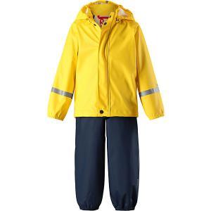 Комплект  Tihku: ветровка и брюки Reima. Цвет: сине-жёлтый