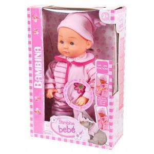 Кукла-пупс Bambina Bebe 33 см Dimian