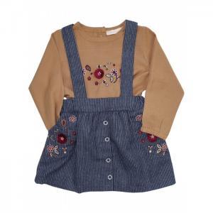 Комплект для девочки (кофта, юбка) 3239 Baby Rose