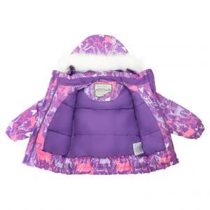 Куртка , цвет: фиолетовый Kuutti