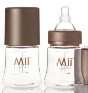 Бутылочка  ForEver пластик 2 шт. 148 мл Mii