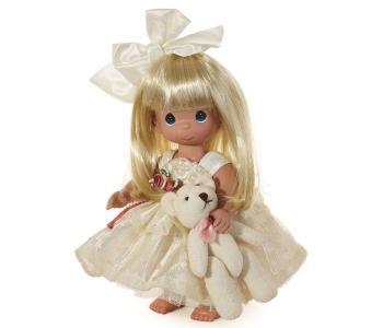 Кукла Данника блондинка 30 см Precious