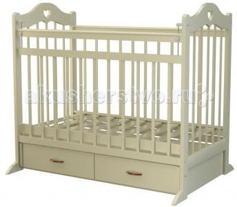Детская кроватка  12 маятник поперечный Briciola