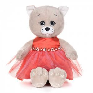 Мягкая игрушка  Мышель в платье 25 см Колбаскин&Мышель