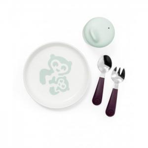 Комплект посуды первой необходимости Munch Essentials Stokke