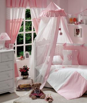 Комплект в кроватку  Daisy 120х60 (5 предметов) Funnababy