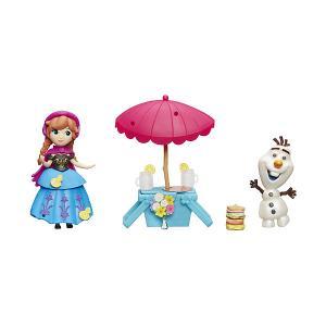 Игровой набор Холодное сердце Анна и Олаф на пикнике Hasbro