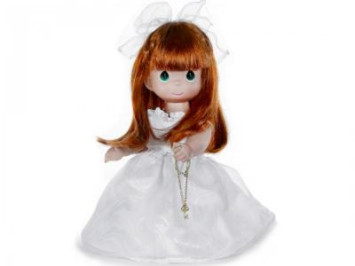 Кукла Ключ к моему сердцу рыжая 30 см Precious