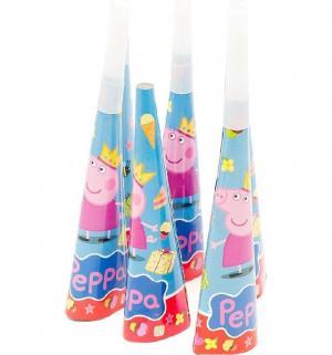 Дудочка  Пеппа-принцесса 6 шт Peppa Pig