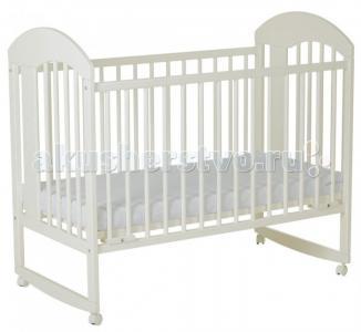 Детская кроватка  Луна качалка Гном
