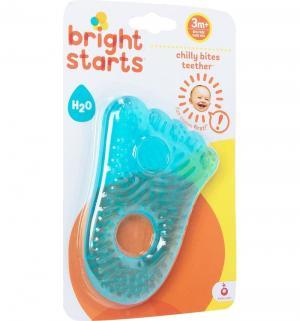 Прорезыватель  Синяя ножка Bright Starts