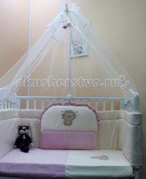 Комплект в кроватку  Ежик Васютка (7 предметов) Балу