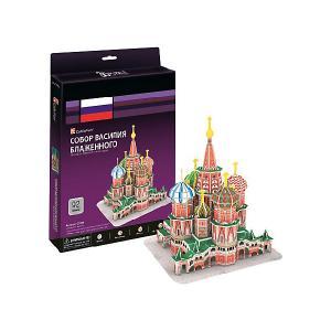 Пазл 3D  Собор Василия Блаженного CubicFun