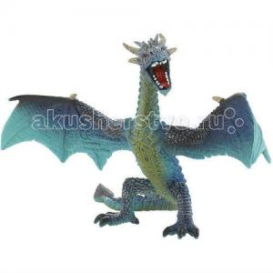 Фигурка Дракон бирюзовый 17,8 см Bullyland