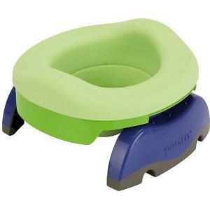 Комплект  3 в 1 Potette Plus. Цвет: синий/зеленый