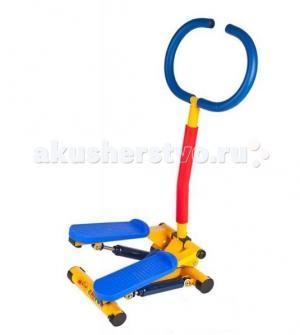 Тренажер механический Степпер с ручкой Moove&Fun