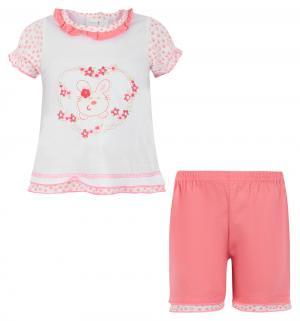 Комплект футболка/шорты , цвет: мультиколор Bony Kids