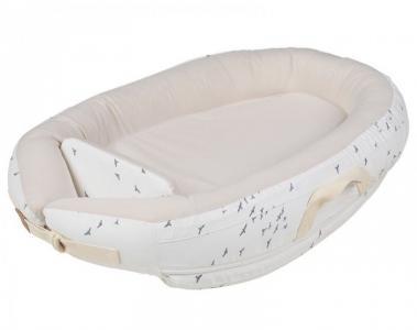 Матрасик кокон Baby Nest Premium Flying 11008156 Voksi