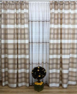 Набор из 2-х облегченных штор Дарама Византия
