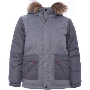 Утепленная куртка Luhta. Цвет: серый