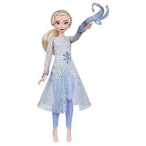 Игрушка кукла ХОЛ.СЕРДЦЕ2 Интеракт.Эльза Hasbro. Цвет: разноцветный