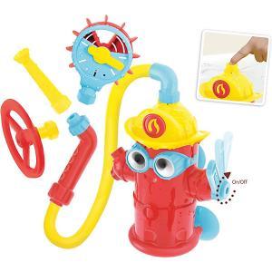Игрушка для купания  Пожарный гидрант Фредди Yookidoo. Цвет: разноцветный