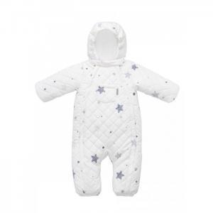 Комбинезон детский зимний с открытыми ножками Tiny Звезды Mansita
