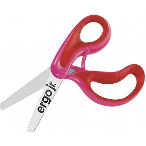 Ножницы Westcott Erga Junior 5 розовые. Цвет: разноцветный