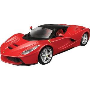 Коллекционная сборная модель Ferrari AL (B) - LaFerrari 1:24 Maisto. Цвет: weiß/beige