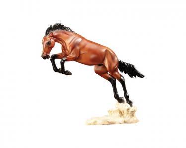 Скульптура Дикий Бронко (по мотивам Ф.Ремингтона) Breyer