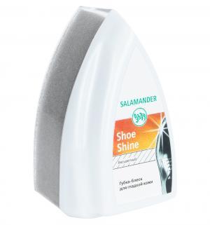 Губка для кожи  ShoeShine, цвет:нейтральный Salamander