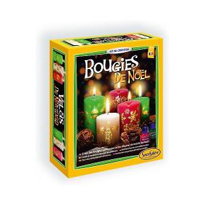 Набор для создания свечей SentoSpherE Рождественские