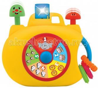 Развивающая игрушка Забавная камера Kiddieland