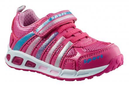 Кроссовки , цвет: розовый Bi&Ki