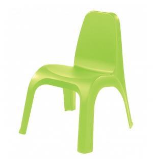 Детский стул пластиковый, цвет:зеленый