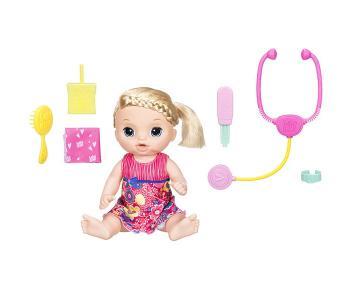 Hasbro Малышка у врача Baby Alive