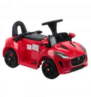 Электромобиль  Jaguar F-Type Convertible, цвет: красный Weikesi