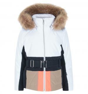 Куртка , цвет: белый Poivre Blanc