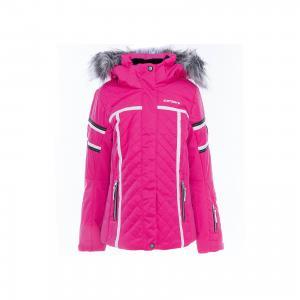 Утепленная куртка ICEPEAK. Цвет: розовый