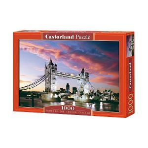 Пазл  Мост Тауэр, 1000 деталей Castorland